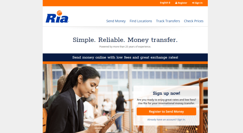 Ria Money Transfer Review 2019 Can You