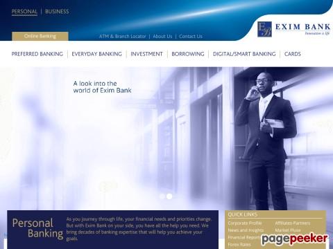 Exim Bank Tanzania Ltd