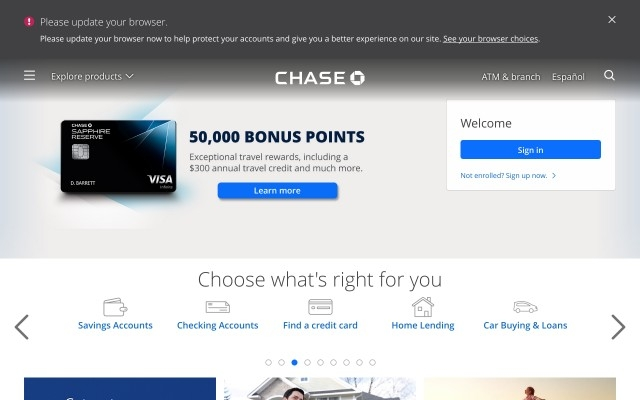 Chase International Wire Transfer