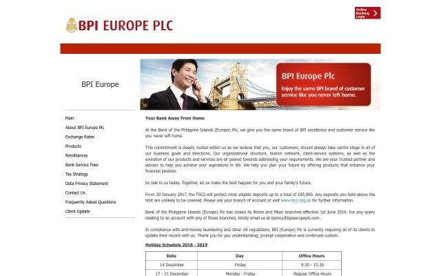 BPI Europe