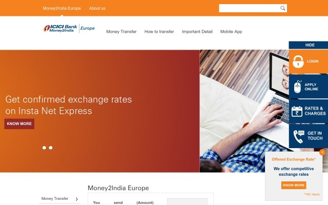 Money2india Europe Is Regulated And Secure Like All Companies Listed On Monito