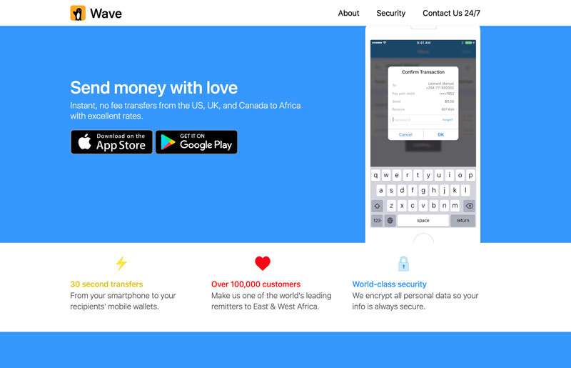 Wave Money Transfer Review Can I
