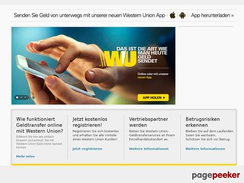 La Poste via Western Union
